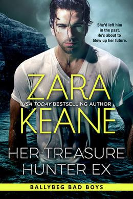 Her Treasure Hunter Ex by Zara Keane