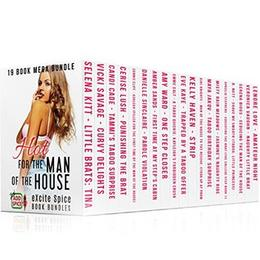 Hot for the Man of the House (Excite Spice Boxed Sets) by Selena Kitt, Vicki Savage, Candi Cade, Cerise Lush, Connie Cliff, Danielle Sinclaire, Amber Sands, Amy Ward, Emme Salt, Eve Kaye