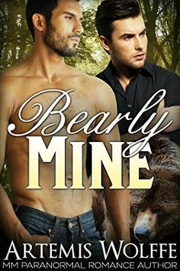 Bearly Mine: M/M Shifter MPreg Romance by Artemis Wolffe, Jenna Wilde