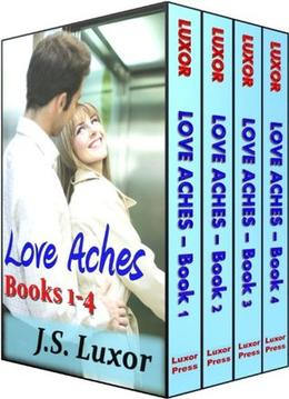 Love Aches Boxed Set by J.S. Luxor