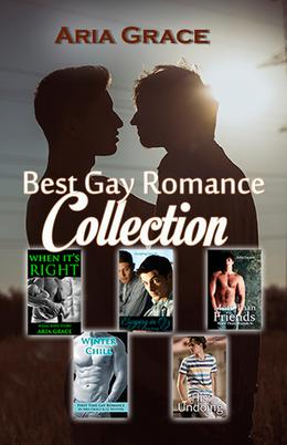 Best Gay Romance Collection by Aria Grace