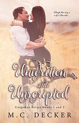 The Unwritten Duet Box Set by M.C. Decker