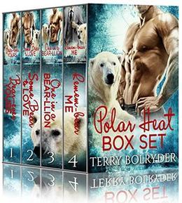 Polar Heat Boxed Set: 4 BBW Bear Shifter Romances by Terry Bolryder
