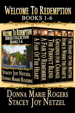 Welcome to Redemption: Series Collection by Donna Marie Rogers, Stacey Joy Netzel