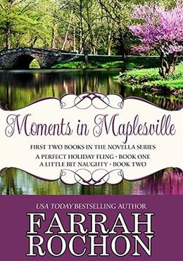 Moments In Maplesville Bundle Edition: A Perfect Holiday Fling & A Little Bit Naughty by Farrah Rochon