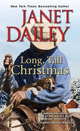Long, Tall Christmas by Janet Dailey