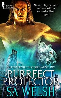 Purrfect Protector by S.A. Welsh