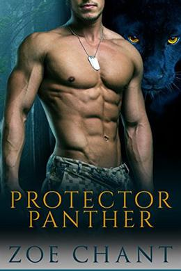 Protector Panther by Zoe Chant