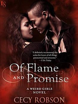 Of Flame and Promise by Cecy Robson