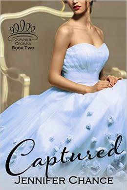 Captured: Gowns & Crowns by Jennifer Chance