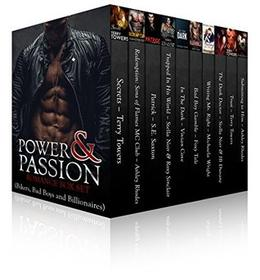 Power and Passion  (Bikers, Billionaires & Bad Boys Romance Boxed Set) by Terry Towers, Ashley Rhodes, S. E. Saxton, Stella Noir, Roxy Sinclair, Vivian Cove, Foxy Tale, Michaela Wright, JB Duvane