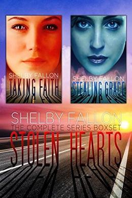 Stolen Hearts Boxset by Shelly Crane