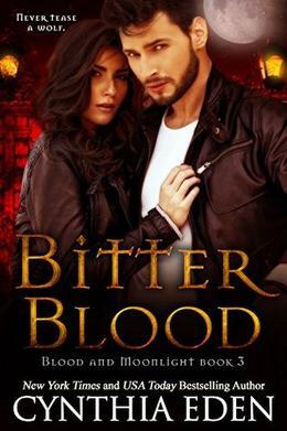 Bitter Blood by Cynthia Eden