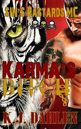 Karma's Bitch by K.J. Dahlen, Wicked Muse, Leanore Elliott