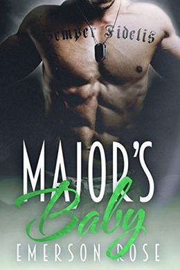 Major's Baby by Emerson Rose