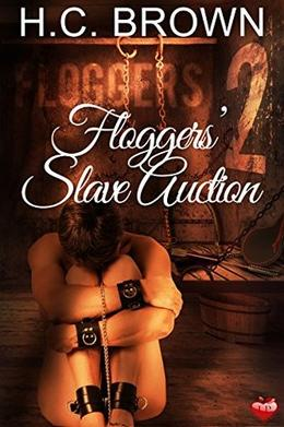 Floggers' Slave Auction by H.C. Brown
