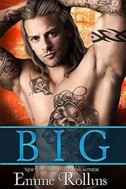 BIG:  (A Bad Boy Stepbrother Romance) by Emme Rollins