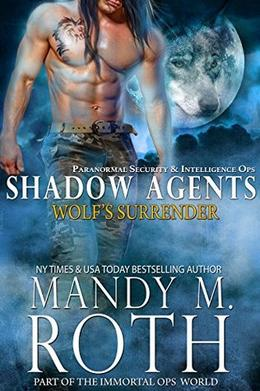 Wolf's Surrender by Mandy M. Roth