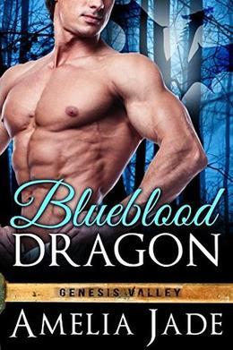 Blueblood Dragon by Amelia Jade