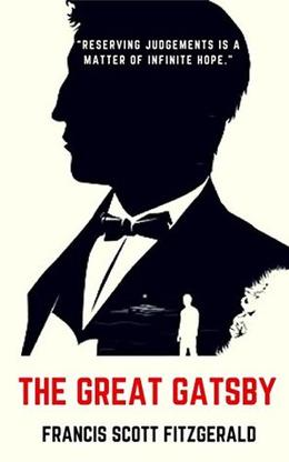 The Great Gatsby. by Francis Scott Fitzgerald