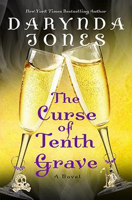 The Curse of Tenth Grave by Darynda Jones