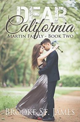Dear California by Brooke St. James