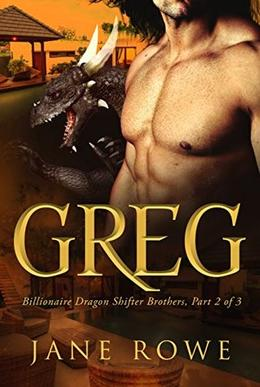 Greg by Jane Rowe, Shifter Club, BWWM Club