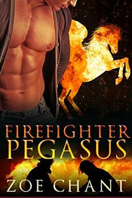 Firefighter Pegasus by Zoe Chant