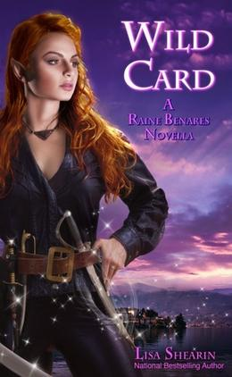 Wild Card by Lisa Shearin