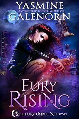Fury Rising by Yasmine Galenorn