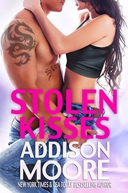 Stolen Kisses by Addison Moore
