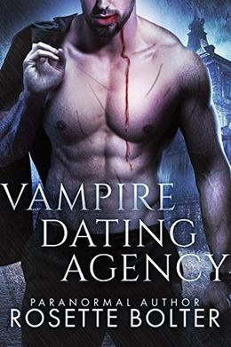 Vampire Dating Agency by Rosette Bolter