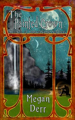 The Painted Crown by Megan Derr