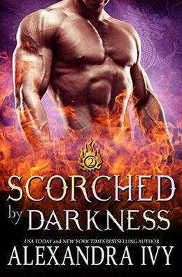 Scorched by Darkness by Alexandra Ivy