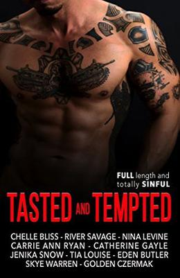 Tasted and Tempted by Chelle Bliss, Nina Levine, River Savage, Eden Butler, Skye Warren, Jenika Snow, Catherine Gayle, Tia Louise, Golden Czermak, Carrie Ann Ryan