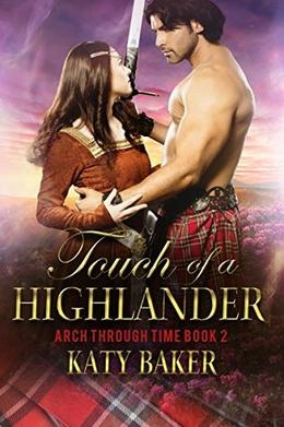 Touch of a Highlander by Katy Baker