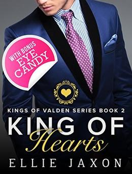 King of Hearts: A Contemporary Billionaire Steamy Romance by Ellie Jaxon