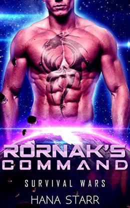 Alien Romance: Rornak's Command: Scifi Alien Abduction Romance by Hana Starr