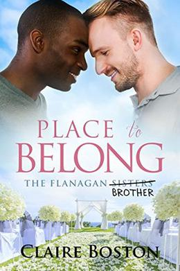 Place to Belong by Claire Boston