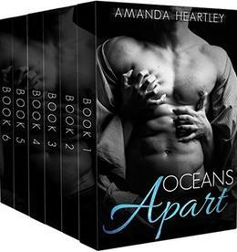 Oceans Apart Complete Series Box Set by Amanda Heartley