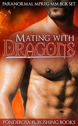 GAY ROMANCE: Mating with Dragons Box Set by Ponderosa Publishing Books