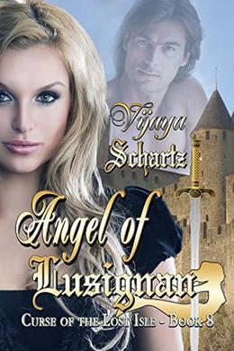 Angel of Lusignan by Vijaya Schartz