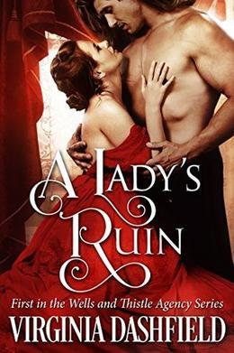 A Lady's Ruin by Virginia Dashfield