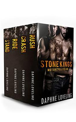 STONE KINGS MOTORCYCLE CLUB: The Complete Collection by Daphne Loveling
