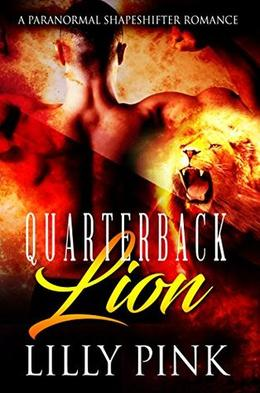 Quarterback Lion by Lilly Pink