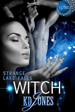 Strange Lake Falls Witch by KD Jones