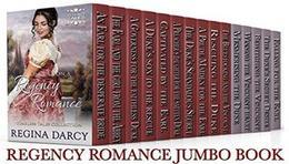 Once Upon a Regency Romance  (Regency Romance Timeless Tales)  (15 Book Box Set) by Regina Darcy