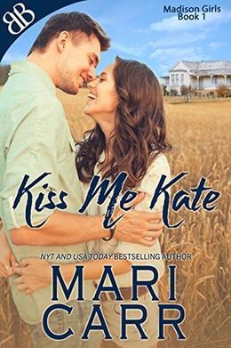 Kiss Me Kate by Mari Carr