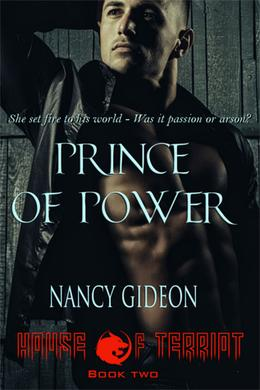 Prince of Power by Nancy Gideon