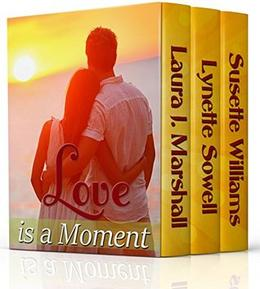 Love is a Moment by Susette Williams, Lynette Sowell, Laura J. Marshall